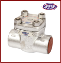 Hyper Forged Steel Check Valves, Size: 15 To 50 Mm