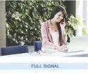Premium Tri Band 2G, 3G, 4G Mobile Signal Booster Kit (Coverage 10000 sq. feet)