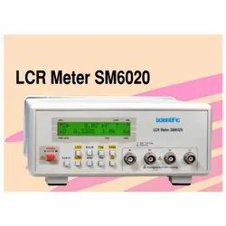 SM6020 Precision LCR Meter