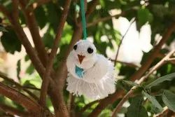 Cinematic Bird Pom Pom Toy