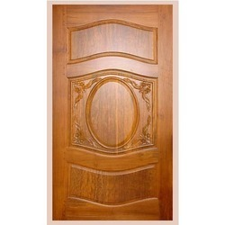 Teak Wood Carving Door