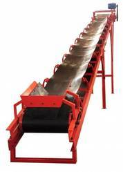 Continuous Three Roller Belt Conveyor