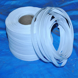 White PP Strapping Roll