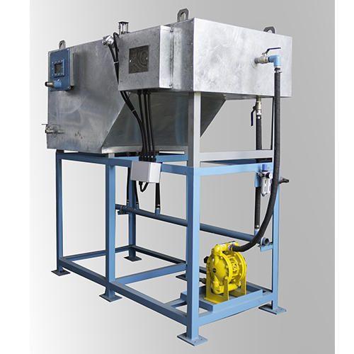 Coalescer Oil Skimmer for CED Degrease