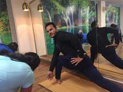 Personal Yoga Training Classes Services