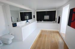 LG Hi Macs Acrylic Solid Surface Bathroom