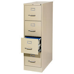 Wooden And Metal Filing Cabinet Width 18 Inch