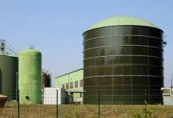 Biomass Gas Storage Tanks
