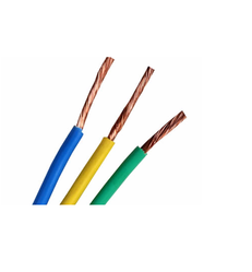 0.75 - 6.0 sqmm Stranded Insulated Wires, 90m
