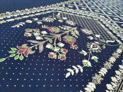 Home Delivery natural and chemical Pigment Printing Service on Textiles, For Screen, in surat
