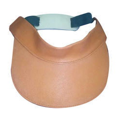 Unisex Leather Cap