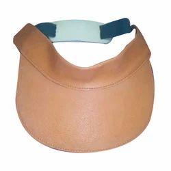 Unisex Leather Cap