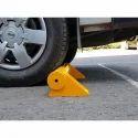 Vehicle Wheel Stopper