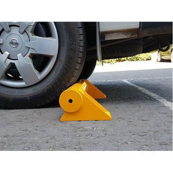 Vehicle Wheel Stopper