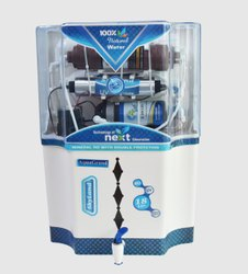 Aqua Fresh Skyland Copper Model 18 l Ro  Uv  Uf  Tds Copper Filter  Purify Mineral Water Purifier