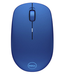 Dell WM126 Blue Wireless Mouse