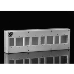 Popular Plastic Electrical Switch Board, IP Rating: IP55