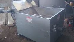 Batch Fryer with Inbuilt Heat System