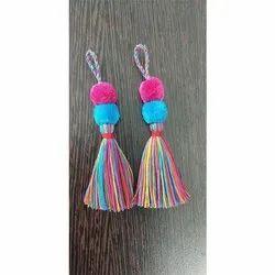 Colored Silk Tassel