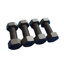 MS Full Threaded Bolt Nut