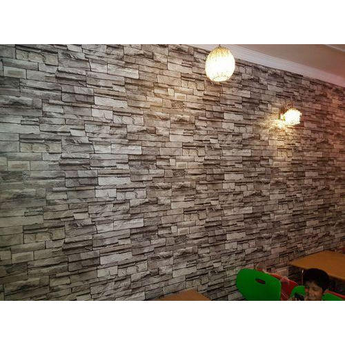 Waterproof Designer Wallpaper At Rs 1500 Roll