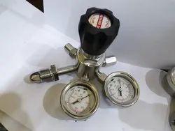 SS High Pressure Gas Regulators