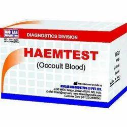 Haemtest (For Occult Blood) AR605