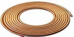 Round Copper Coil