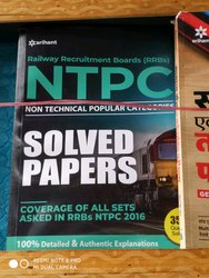 NTPC Solved Papers