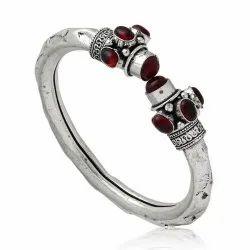 e32649a0409 Pave Diamonds Gold Jewellery Bangle Bracelet at Rs 45000 /piece ...