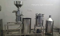 Soya Paneer Plant