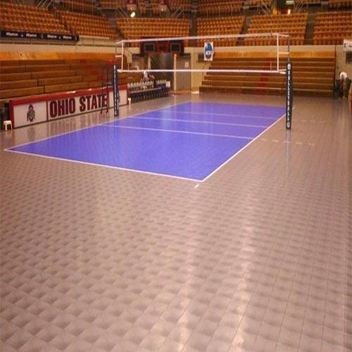 Indoor Volleyball Court at Rs 95 /square feet | Sports Floorings ...