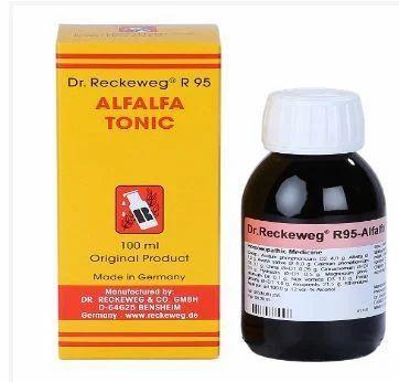 Dr Reckeweg R95 Alfalfa Tonic, Homeopathic Medicines
