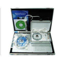 Quantum Magnetic Resonance Analyzer