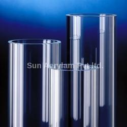 Transparent Acrylic Tube