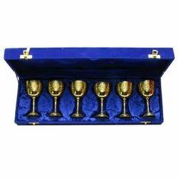 6 Pcs Wine Glasses Set