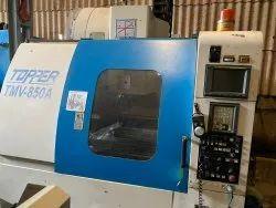 Make-Topper TMV-850A Vertical Machine Center 2002 Model 850x500x500 Fanuc 0i M