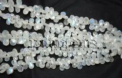 Rainbow Moonstone Faceted Beads