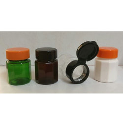 Jars With Fliptop 15 Ml To 25 Ml