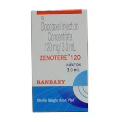 Zenotere 120mg Injections
