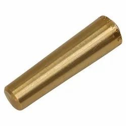 Brass Tapered Tube Plug
