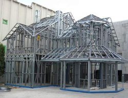 Steel Panel Build Lgsf Building
