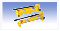 SPH - SERIES, SINGLE ACTING HAND PUMPS
