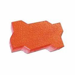 Zigzag Cement Paver Block