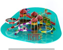 Water Slide Multi Platform Play Station