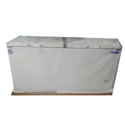 Stainless Steel Electric Blue Star Deep Freezer, Swing Door, Capacity: 200 L