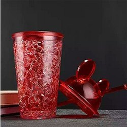 Ice Cream Cup Jelly Sipper