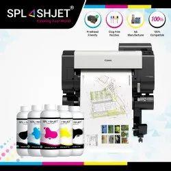 Splashjet Canon Ink Compatible for TX4000, TX3000, TX2000