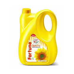 5 Litre Vitamin A Fortune Sunflower Oil, Packaging Type: Plastic Container