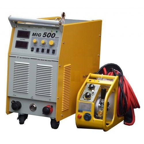 Metro Three Phase MIG 500 Welding Machine